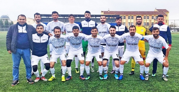 Silvan Aslanspor, Play-Off'u Garantiledi